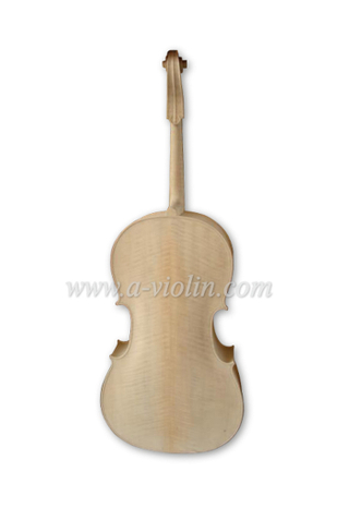 4/4, 3/4 Unvarnish Body White Cello (C100W)